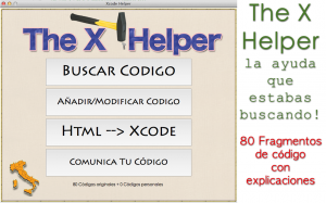 The X Helper