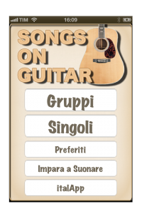 Songs On Guitar per iPhone e iPad
