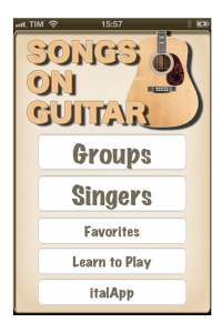 Songs On Guitar for iPhone and iPad