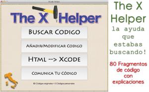 The X Helper