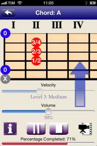 Aprende a tocar la guitarra con tu iPhone