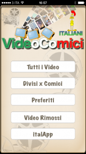 Video Comici Italiani