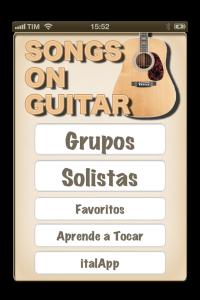 Songs On Guitar para iPhone e iPad